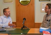 Gemeinde Kirchbach, Bürgermeister Markus Salcher im Interview, www.weitblick.tv